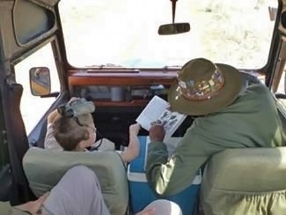 Safari classroom